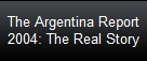 The Argentina Report
